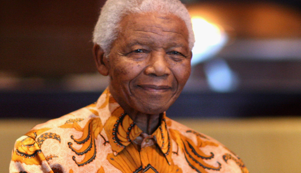 Nelson Mandela falleció a los 95 años.